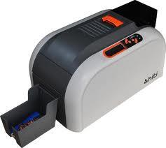 HITI CS 200e Impresora tarjetas con codificador de banda magnéti