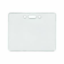 Funda de vinilo horizontal de 98 x 106 mm