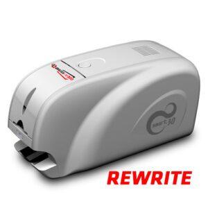 Qualica-RD300 Rewrite. Impresora para tarjetas reimprimibles