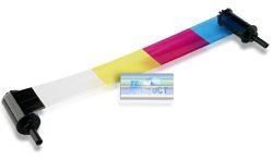 Nisca Cinta Color YMCKOK 6 colores 210 impresiones