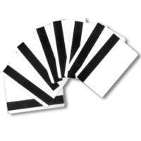 Tarjetas Blancas banda magnética HICO  0,76 mm. – Caja 500 uds.