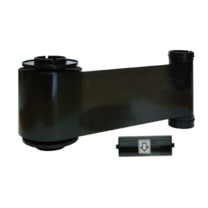 QUALICA-RD5000 cinta monocromo NEGRO<br>3000 imp