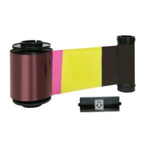 QUALICA-RD5000 cinta color YMCKO<br>500 imp.