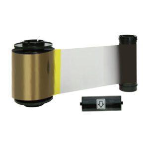 QUALICA-RD5000 cinta color YMCFKO con tinta UV –<br>500 imp