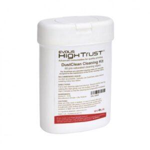 EVOLIS- Kit de limpieza Dustclean A5004<br>40 toallitas